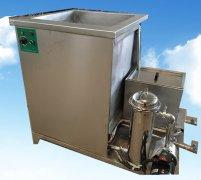 单槽过滤循环超声波清洗机