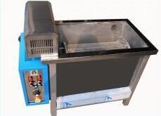 单槽旋转超声波清洗机定制
