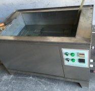 单槽喷丝板超声波清洗机