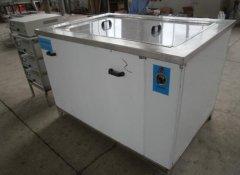 单槽机械零部件超声波清洗机