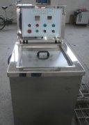 单槽五金除油超声波清洗机