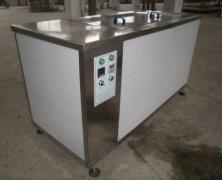 单槽汽车零配件超声波清洗机