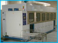 全自动不锈钢冲压件超声波清洗机