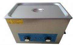 200W小型桌面超声波清洗机