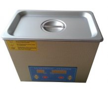 100W小型数显超声波清洗机