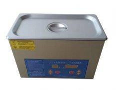 150W小型数显超声波清洗机