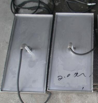 超声波震板震盒