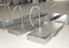 工业超声波清洗机震板1200W