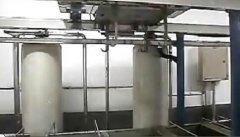 超声波探伤清洗线调试视频