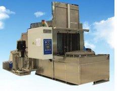 压缩机大型壳体高压喷淋清洗设备