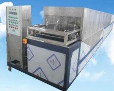 压铸铝制品高压喷淋清洗机设备